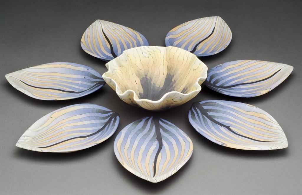 Karen Orsillo Floral Set