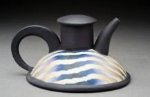Dome Rutile Blue Teapot